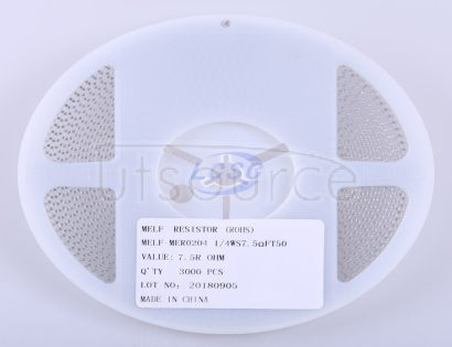 Thunder Component MElF-MFR02041/4WS7.5ΩFT50