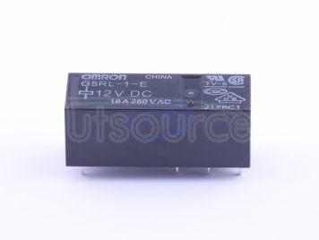 Omron Electronics G5RL-1-E DC12