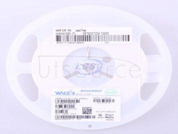 Walsin Tech Corp WA04X330JTL(50pcs)