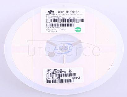Ever Ohms Tech FCR1206J100RP055W