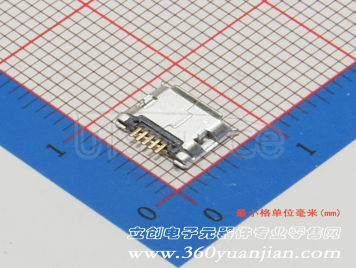 Jing Extension of the Electronic Co. 920-C52A2021S10111(10pcs)