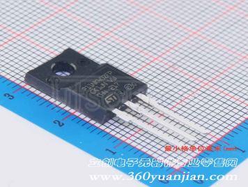 STMicroelectronics STP11NK40ZFP