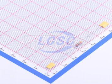 CCO(Chian Chia Elec) RI40-1/4W-1MΩ±5% T(20pcs)