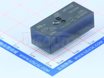 HF(Xiamen Hongfa Electroacoustic) HF115F/005-2ZS4