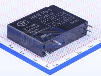 HF(Xiamen Hongfa Electroacoustic) HFE10-1/12-HST-L2