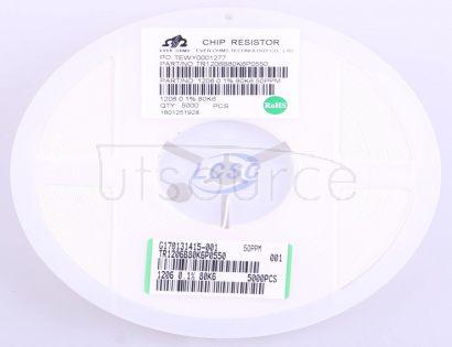 Ever Ohms Tech TR1206B80K6P0550