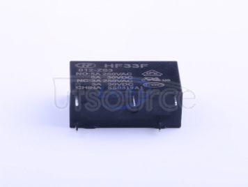 HF(Xiamen Hongfa Electroacoustic) HF33F/012-ZS3