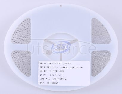 Thunder Component MElF-MFR02041/4WS3.32KΩFT50