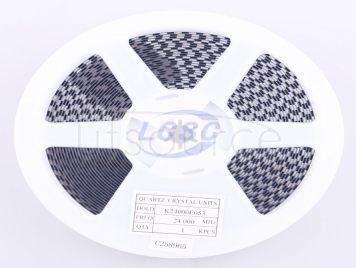 ECEC(ZheJiang E ast Crystal Elec) K24000E053