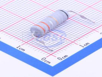 CCO(Chian Chia Elec) 0.33Ω(R33) ±5%(20pcs)