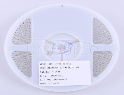 Thunder Component MElF-MFR02041/4WS1KΩFT50