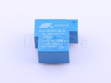 Ningbo Songle Relay SLA-5VDC-SL-A