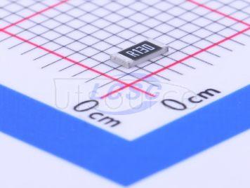 Ever Ohms Tech CR1206JR130P05R(50pcs)