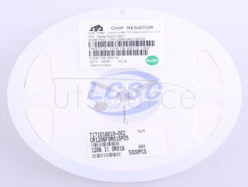 Ever Ohms Tech CR1206FR016P05Z(20pcs)