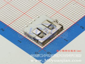 Jing Extension of the Electronic Co. A/FPaste board Dparagraph10.6PBTWhite plastic6.5 Not high temperature(10pcs)