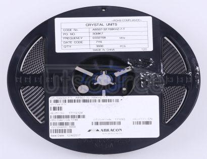 Abracon LLC ABS07-32.768KHZ-7-T