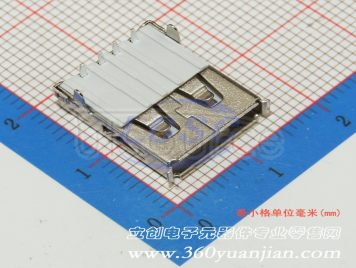 Jing Extension of the Electronic Co. A/F90PBTWhite plastic 16.3length Not high temperature(10pcs)