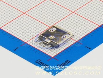 Jing Extension of the Electronic Co. MICRO 5P Female0.8With curling High temperature(10pcs)