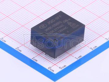 HF(Xiamen Hongfa Electroacoustic) JQC-3FF/24VDC-1ZS(551)