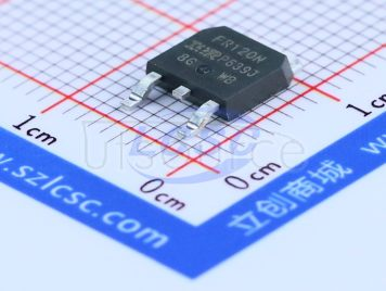 Infineon Technologies IRFR120NTRPBF