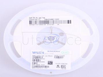 Walsin Tech Corp WA04X750JTL(50pcs)