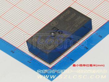 HF(Xiamen Hongfa Electroacoustic) HF-115F/012-2ZS4