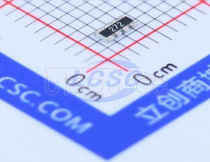 UNI-ROYAL(Uniroyal Elec) 4D03WGJ0272T5E(50pcs)