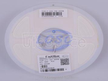 UNI-ROYAL(Uniroyal Elec) TC0525F1201T5E(50pcs)