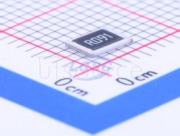 Ever Ohms Tech CR1812JR091E04R(10pcs)