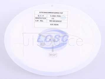 Walter Elec STE0603MW50R015F(10pcs)