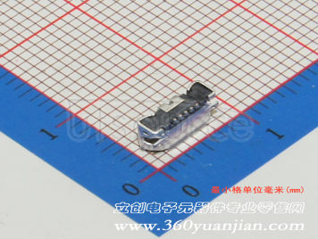 Jing Extension of the Electronic Co. 920-D62A2021S10106(5pcs)