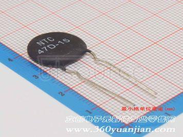 RUILON(Shenzhen Ruilongyuan Elec) NTC47D-15(5pcs)