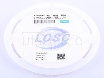 RALEC RTA02-4D471JTH(50pcs)