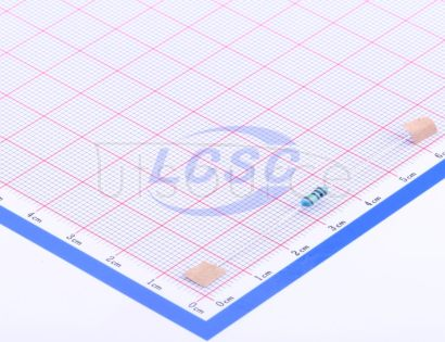 CCO(Chian Chia Elec) MF1/4W-1MΩ±1% T52(50pcs)