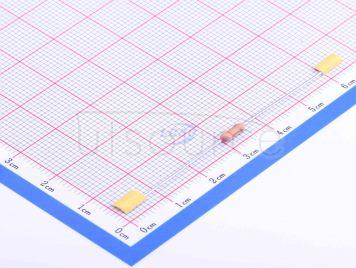 CCO(Chian Chia Elec) RI40-1/4W-430KΩ ±5% T(20pcs)