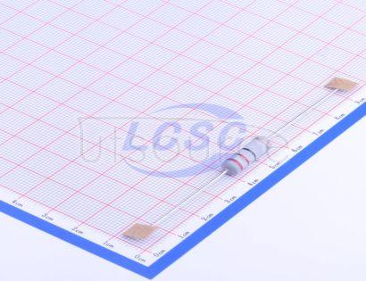 CCO(Chian Chia Elec) MOF5WS-22Ω±5% T(5pcs)