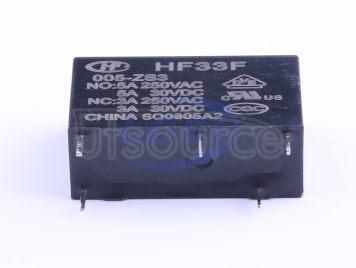 HF(Xiamen Hongfa Electroacoustic) HF33F/005-ZS3