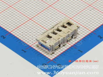 Jing Extension of the Electronic Co. C42521(10pcs)