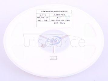 Walter Elec STE0805MW75R006FS(10pcs)