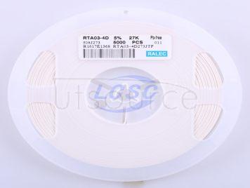RALEC RTA03-4D273JTP(100pcs)