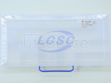Peng Cheng Hardware Plastic Products Adjustable20cells box1216