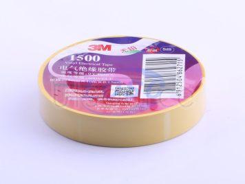 3M yellow3M1500#GeneralPVCInsulation Tape