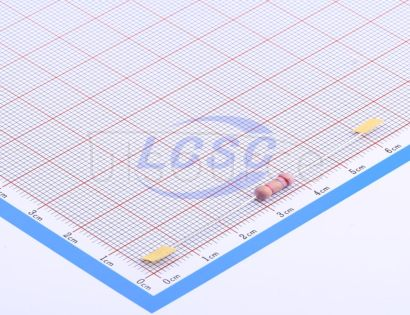 CCO(Chian Chia Elec) RI40-1/2W-270KΩ±2% T(10pcs)