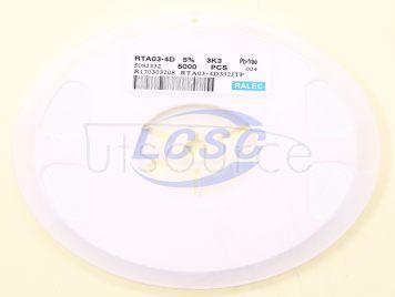 RALEC RTA03-4D332JTP(50pcs)