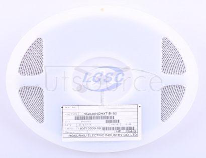 Hokuriku Elec Industry VG039NCHXTB152