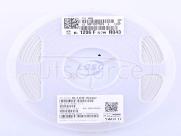 YAGEO RL1206FR-7W0R043L(10pcs)