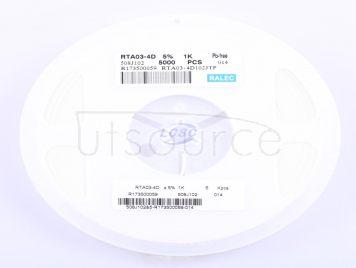 RALEC RTA03-4D102JTP(50pcs)