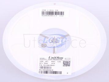 UNI-ROYAL(Uniroyal Elec) 1206W3J051LT5E(50pcs)