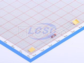 CCO(Chian Chia Elec) RI40-1/4W-30MΩ ±5% T(5pcs)