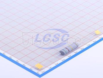CCO(Chian Chia Elec) MOF5W-510KΩ±5%